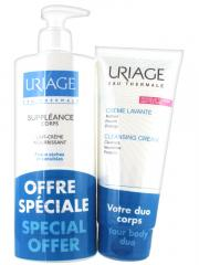 Uriage Suppl�ance Body 500ml + Free Cleansing Cream